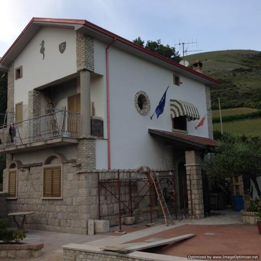 Ristrutturazione Villa 4